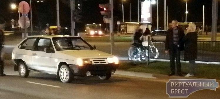 На перекрёстке Сябровская-Суворова вечером сбили пешехода
