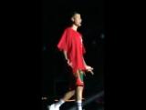 May 3: Fan taken video of Justin performing 'Been You' in Tel Aviv, Israel.