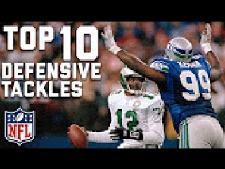 Top 10 Defensive Tackles of All Time   NFL Highlights