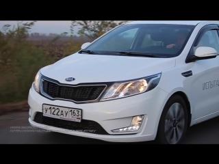 Chevrolet Aveo против KIA Rio Тест-Драйв Игорь Бурцев