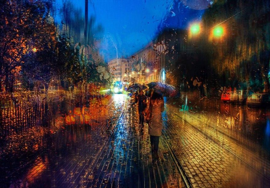 NKUzlHDaOCE - Дождливые пейзажи фотографа Эдуарда Гордеева