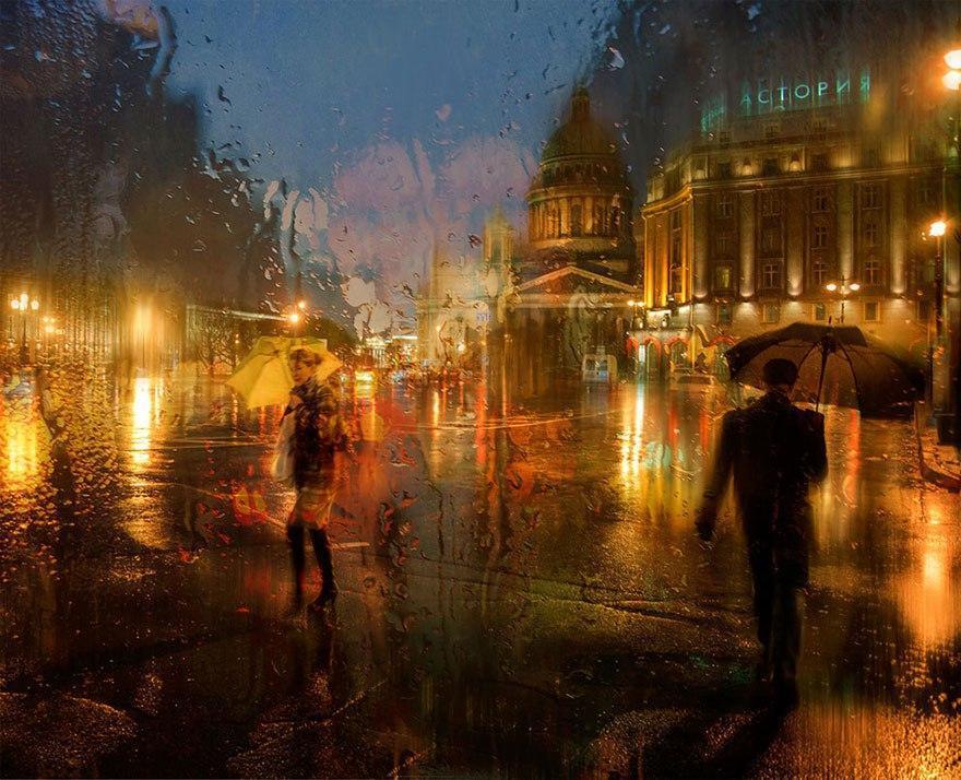 YkhUeLaW8jY - Дождливые пейзажи фотографа Эдуарда Гордеева