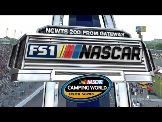 2017 NASCAR Camping World Truck Series - Round 08 - Gateway 200
