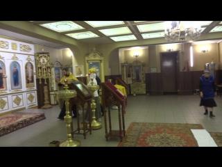 Венчание 17.07.17.сегодня именины Татьяны и ДМИТРИЯ и это символично.