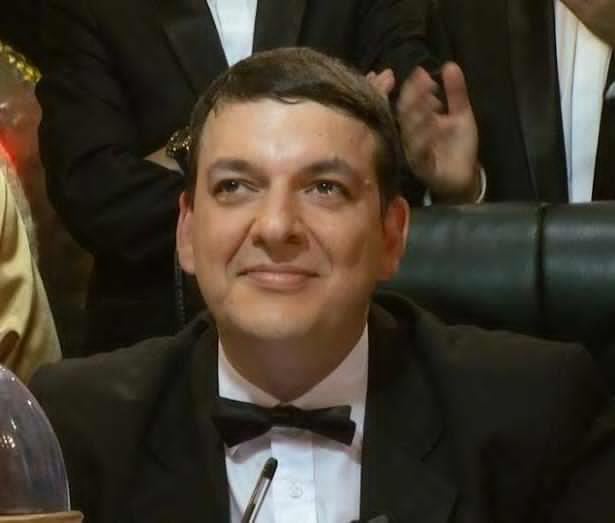 Тигран Кочарян - почётный гость XVI Открытого Первенства Сибири по интеллектуальным играм (2017) (фото)