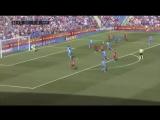 Испания ЛаЛига Хетафе - Барселона 1:2 обзор 16.09.2017 HD