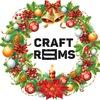 CraftRooms Подарки Handmade Аренда полок