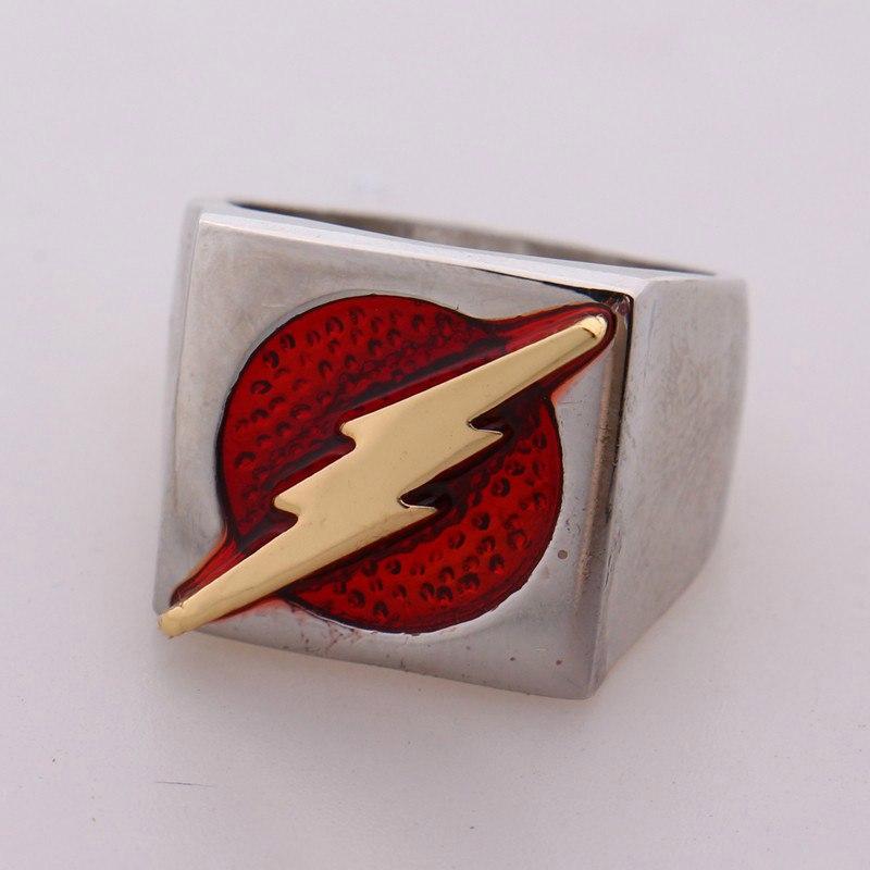 Кольцо The Flash