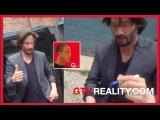 Keanu Reeves on GTV Reality