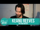 Keanu Reeves Shares FUNNY Bloopers at The Bad Batch Premiere
