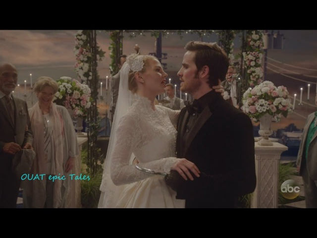 Emma Hook Wedding Song: A Happy Beginning - Once Upon A Time