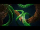 Cinema 4d X-particles trails