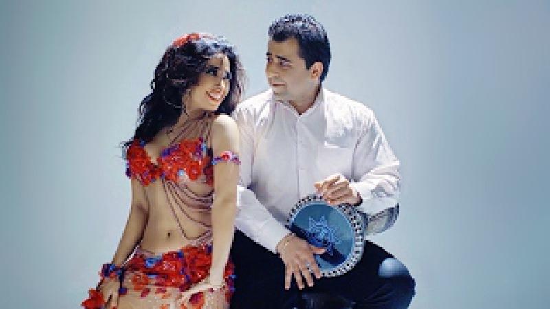 Haleh Adhami Milad Kohpayehzadeh bellydance choreography - Assim Sharky Baladi قسّم شرقي بلدي