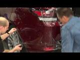 Range Rover - полная оклейка антигравийной пленкой 3М ScotchGard Pro