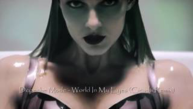 Depeche Mode - World In My Eyes Cicada Remix
