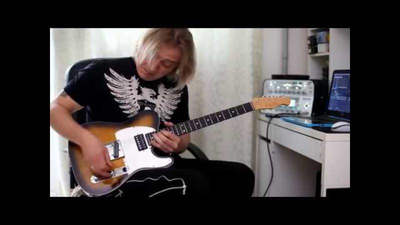 4 my favorite guitars with humbuckers