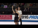 Екатерина Боброва / Дмитрий Соловьёв. Skate America 2016, FD 3 174.77
