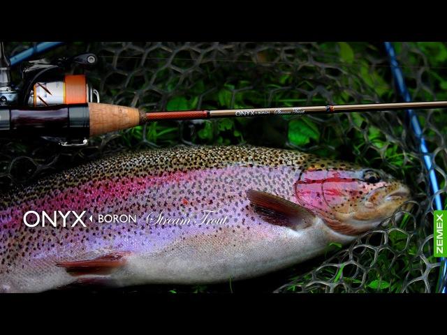 ZEMEX ONYX Boron Stream Trout 642UL 1,0-7,0g