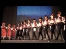 Ансамбъл Розова долина Карлово Тракийски танц The Rozova Dolina Ensemble