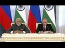 Расширению российско-индийских связей была посвящена большая встреча Владимира Путина иНарендры Моди