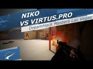 NiKo vs. Virtus.pro - DreamHack Masters Las Vegas 2017