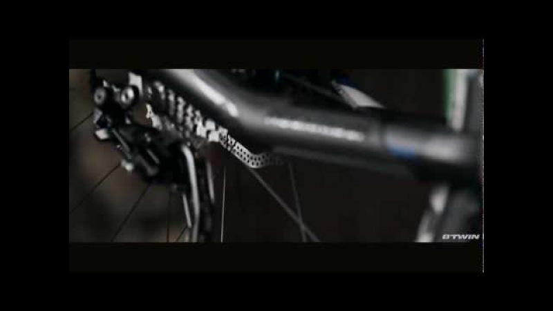 Bicicleta Btwin mtb Rockrider 9.9 THE TRHILL