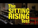 Sitting and Rising Test SRT