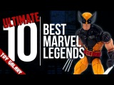 10 Best Marvel Legends | List Show #47