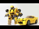 Lego Transformers Bumblebee new Camaro version