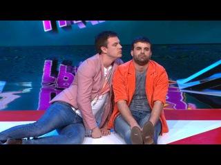 Comedy Баттл. Без границ 18 выпуск (1 тур)