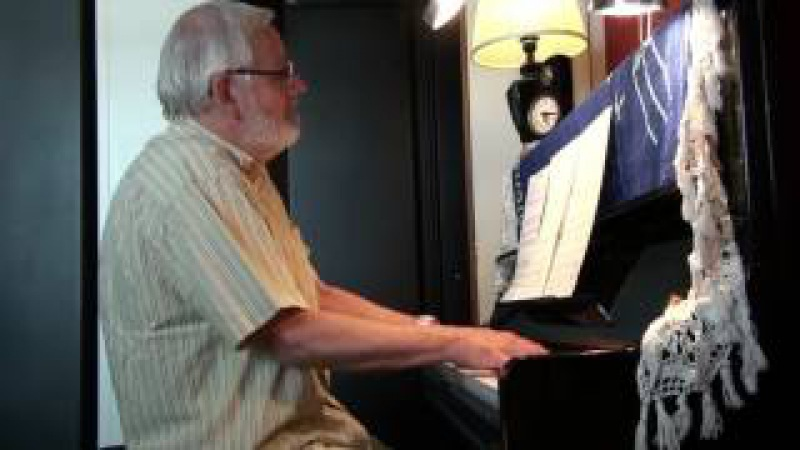 MEMORY - CATS - A.L. Webber - Barbra Streisand - piano - Harry Völker