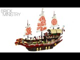 LEGO 70618 The LEGO Ninjago Movie ● Destinys Bounty