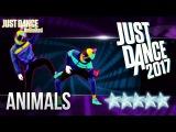 Just Dance 2017 Animals - 5 stars