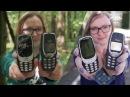 Разрушаем мифы. Краш-тест нового и старого Nokia 3310