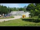 Tartu Rally 2017 SS6 Sillaste crash