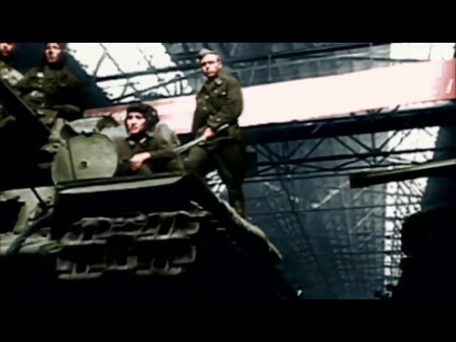 Марш танкистов (Чернецкий) - March Tankmen (Tchernetsky)