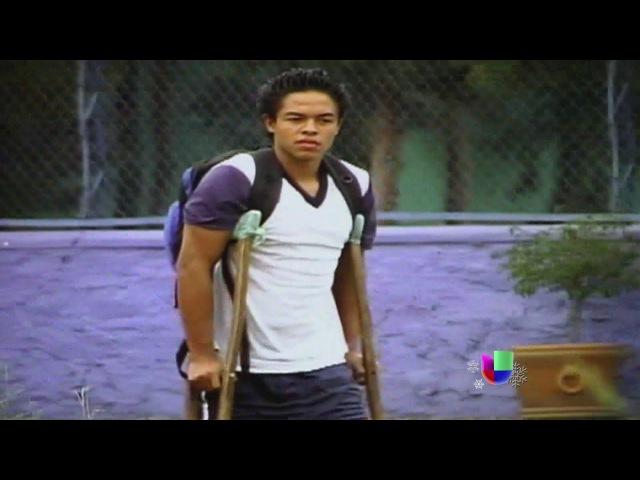 Un futbolista extraordinario gracias al Teletón -- Noticiero Univisión