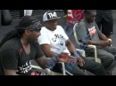 Jeff and Floyd Mayweather Sr. Dewey Cooper host novice boxers at the Mayweather Boxing Experience