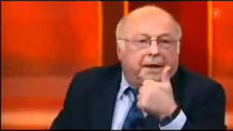 Norbert Blüm - Die Wahrheit über Israel und Palästina