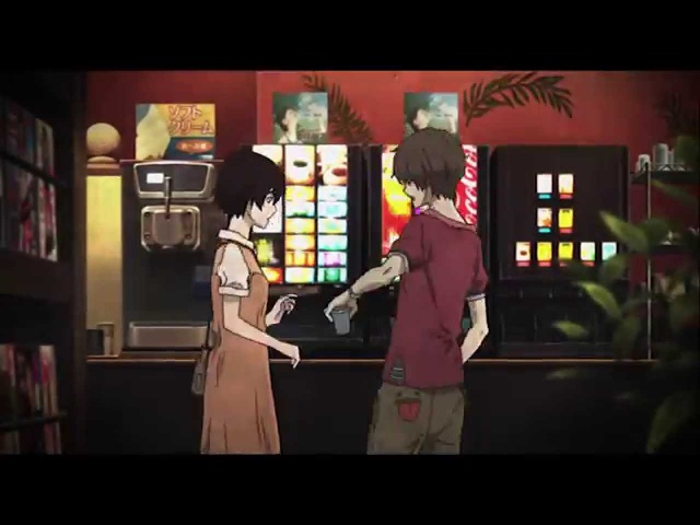 AMV - Zankyou no Terror (Twelve and Lisa Mishima) Love story