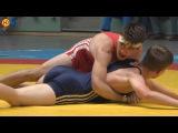 Ringen DRB U23 Kaderturnier 2015 (Freistil) - 60kg Pool B, R2