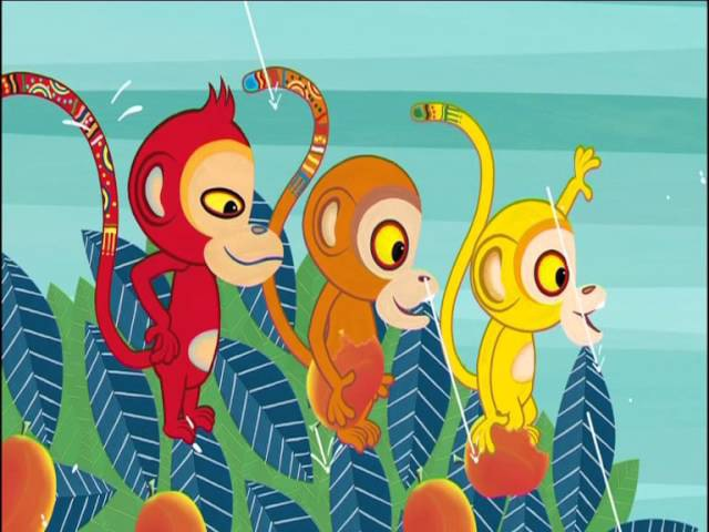 Tinga Tinga Tales_Why Monkeys Swing in The Trees