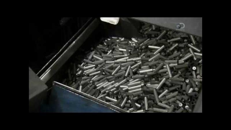 Батарейки Duracell ( Из чего это сделано )