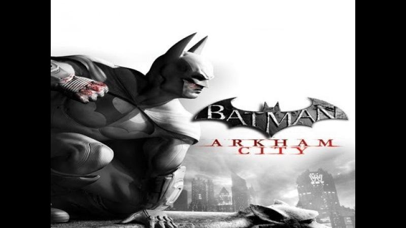 Batman: Arkham City Launch Trailer [HD]