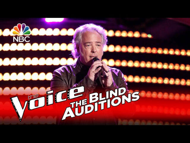 The Voice 2016 Blind Audition - Dan Shafer: