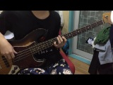 Bruno mars - 24K magic Bass Cover( tab +slap )