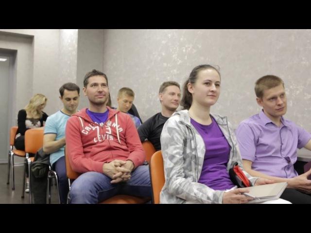 Роман Милованов - про правильное питание и не только