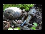 Коп по войне - Война в болотах. Рубин Searching with Metal Detector