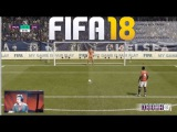 FIFA 18 Official Gameplay Manchester United vs Chelsea (Xbox One, PS4, PC)