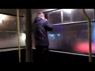 пассажир троллейбуса, тарифный план все включено